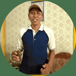 Bruclle Ngantung-Sawangan Kec.tolumbu,Minahasa