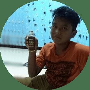 Bimo Andriarto-Balitang,Sumatera Selatan