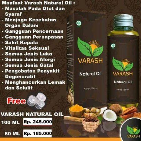 Varash Natural Oil