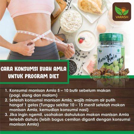 DIET ALAMI DENGAN MANISAN AMLA Part 2