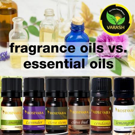 ESSENTIAL OIL VS FRAGRANCE OIL Part 2