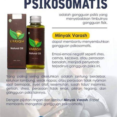PSIKOSOMATIS & VARASH NATURAL OIL