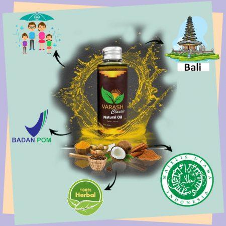 5 fakta tentang Minyak Varash