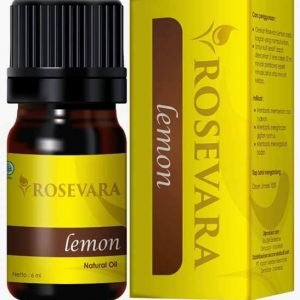 Essential Oil, Minyak Esensial Lemon
